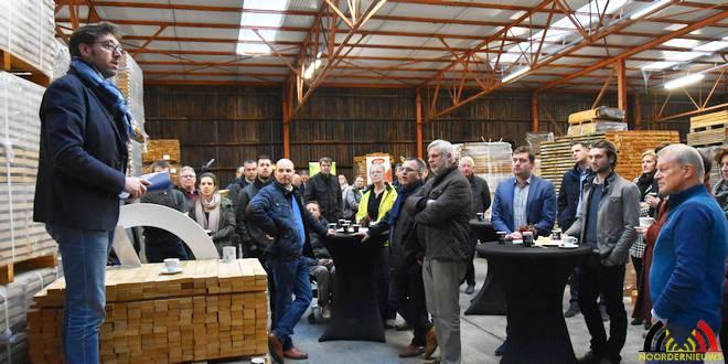Unizo Essen - Bijeenkomst Meubelfabriek Theuns - (c) Noordernieuws.be - HDB_0537 70