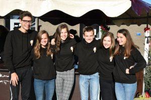 Leerlingen Instituut Heilig Hart Kalmthout - Warmste Week 2018