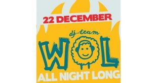 DJ Team Wol organiseert Woll Night voor Make-A-Wish