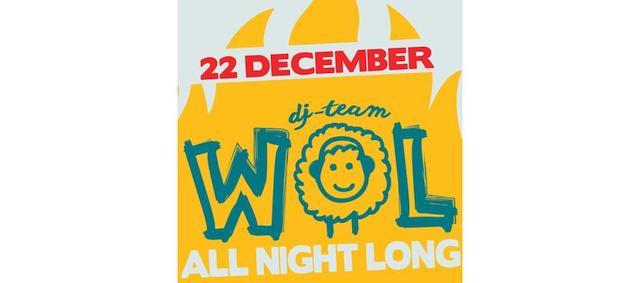 DJ Team Wol organiseert Woll Night voor Make-A-Wish