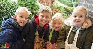 Kinderen zingen Nieuwjaarke Zoete - (c) Noordernieuws.be - HDB_1366u75