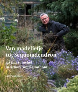 Tuinchef Arboretum Kalmthout schrijft boek2