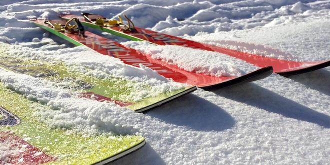 Goed beschermd tegen diefstal of verlies van ski's of snowboards