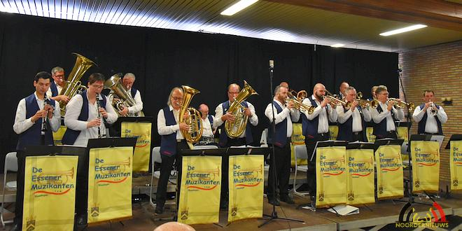 Nieuwjaarsconcert Essener Muzikanten wederom succes!