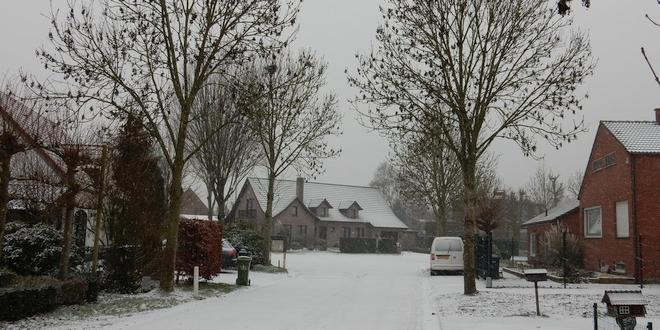 Hou je voetpad sneeuw- en ijzelvrij