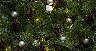 Kerstboomverbranding op 12 januari