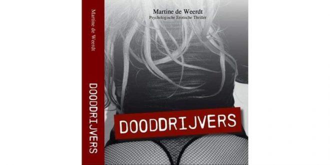 Martine de Weerdt presenteert 'Dooddrijvers'