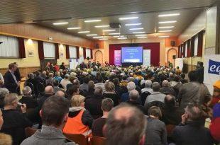 Massale opkomst infovergadering 'Werf van de eeuw in Achterbroek'