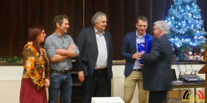 Sooi Noldus Prijs naar Niemandsland - (c) Noordernieuws.be - P1020532
