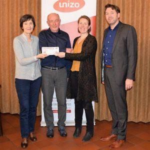 3e prijs - Jos Kerstens - Unizo Eindejaarswedstrijd - winnaars