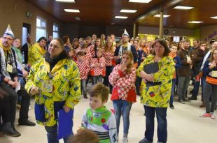 Carnaval Essen - Zevenkamp 2019 in zaal Heikant - (c) Noordernieuws.be- HDB_1794 - 70