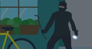 Inbreker gepakt na inbraak Wildert