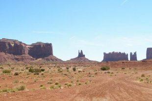 Reizen naar Amerika… Monument Valley
