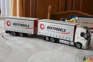 Dirk Gabriëls - verzamelaar vrachtwagens trucks - miniaturen verzameling - uniek exemplaar