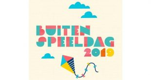 24 april is Buitenspeeldag