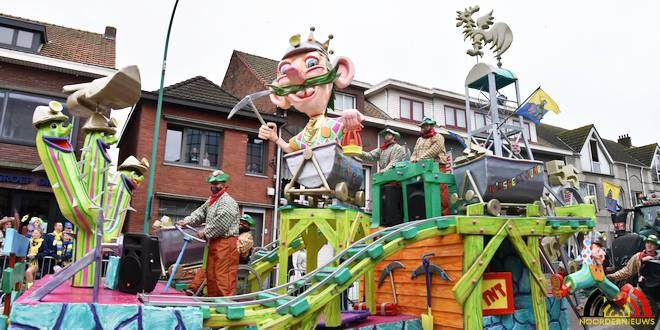 Carnaval Essen 2019 - Winnaar Torrep