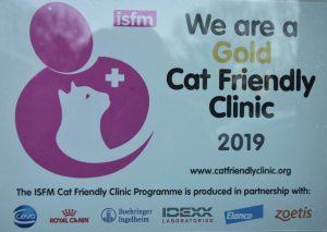 Dierenartsenpraktijk 't Hof - Gold Status Cat Friendly Clinic