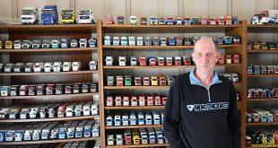 Dirk Gabriëls - verzamelaar vrachtwagens - trucks verzameling - (c) Noordernieuws.be - HDB_2823u65