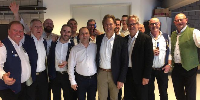 Essener Muzikanten Belgisch Kampioen!