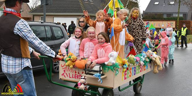 Kindercarnaval Essen-Heikant 2019 - (c) Noordernieuws.be - HDB_2201u70