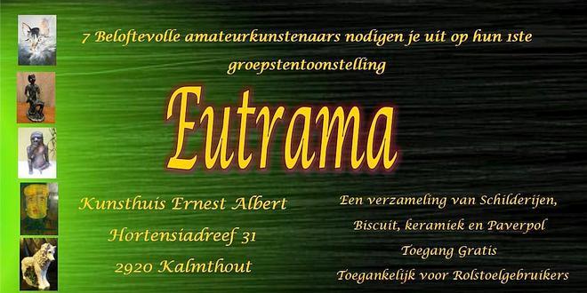Kunsthuis Ernest Albert Kalmthout - Groepstentoonstelling amateur kunstenaars