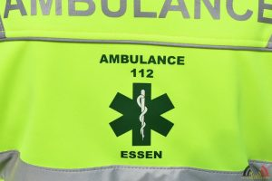 Ambulance Essen - Groen - Verpleegkundige - HDB_3105s85