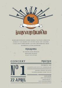 Barnyard Bigband - Optreden Hof Ter Weyden Essen Wildert - II - Noordernieuws.be