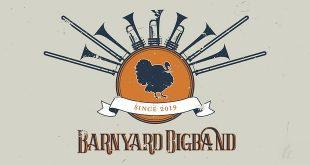 Barnyard Bigband - Optreden Hof Ter Weyden Essen Wildert - Noordernieuws.be 2019