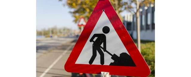 Vernieuwing wegdek Antwerpsesteenweg