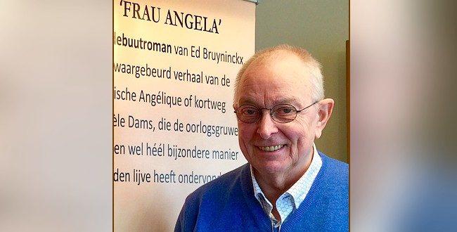 Ed Bruyninckx - Debuutroman Frau Angela - Schrijver - Dichter - Toneelsschrijver - regisseur - De PodiumBasterds - Noordernieuws.be