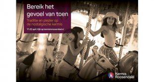 Grootste nostalgische kermis van Nederland