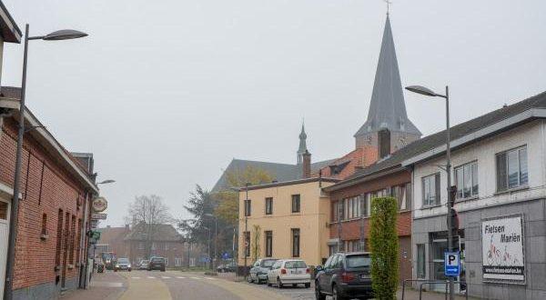 Herstellingswerken Stoffezandstraat - Kapelstraat