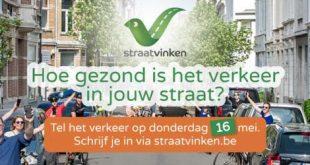 Hoe gezond is het verkeer in jouw straat