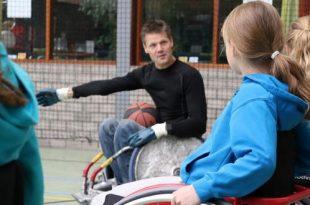 Leerlingen vijfde leerjaar maken kennis met G-sporten