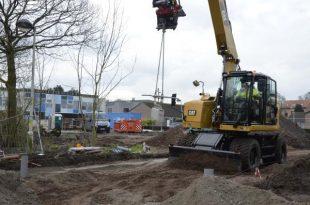 Nieuwe ontsluiting voor wijk Visserij te Loenhout