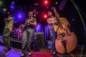 Nispen Blues presenteert Detonics & Mojo Hand