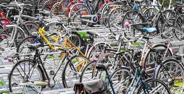 Openbare fietsverkoop op zaterdag 4 mei