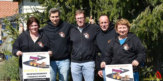 Organisatie Xitings - Zeepkistenrace 2019 - Essen - (c)Noordernieuws.be - HDB_3485u