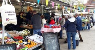 Paasmarkt Kalmthout op zaterdag 20 april