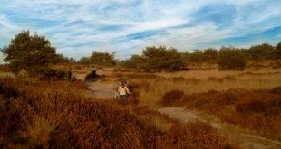 Excursie met natuurgids in het LIFE HELVEX projectgebied