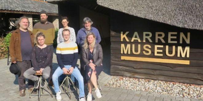 Karrenmuseum kijkt vooruit!
