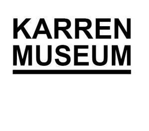 Karrenmuseum kijkt vooruit! logo