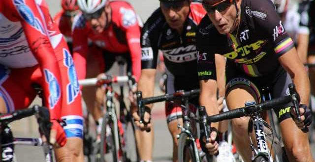 hinder te Maria-ter-Heide wegens wielerwedstrijd