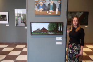 De Hobby van Chantal Durham-Bogers - Schilderen - 10 - Noordernieuws.be