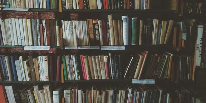 Grote boekenverkoop zaterdag 15 juni