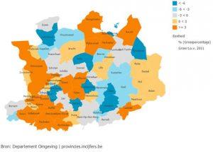 Hoe presteerden gemeenten op klimaatvlak
