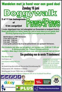 Hondenwandeling Paws4paws