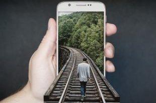 Smartphone stoorzender voor vakantierust