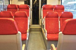 Vrouw aangehouden wegens mishandeling in trein