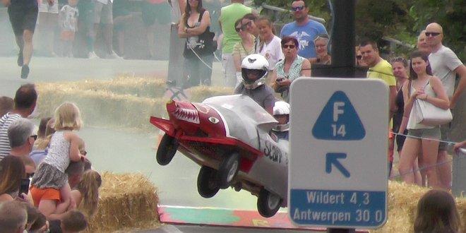 3e zeepkistenrace Essen - (c) Noordernieuws.be 2019 - 2